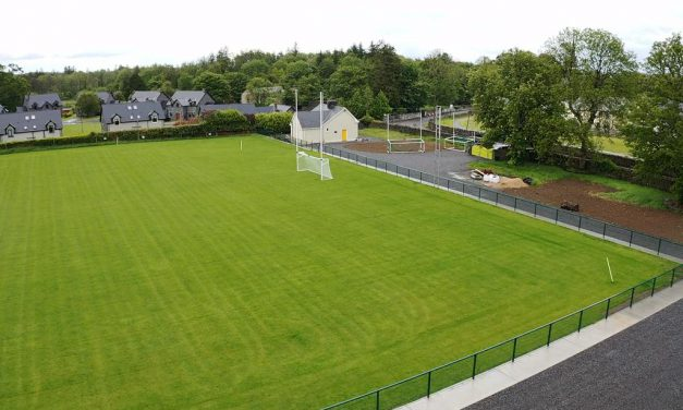 Pitch Renovation Complete <br> Official Launch 29th September 2019